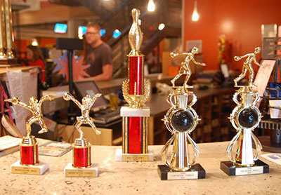 TDHC 2011 - The trophies are ready